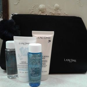 New Lancome cosmetic bag